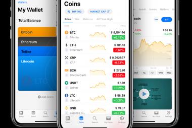 Crypto apps