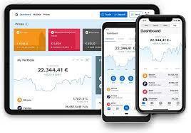 Bitpanda cryptocurrency app