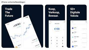 Bitvavo Nederlandse crypto app